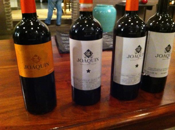 i vini di Joaquin