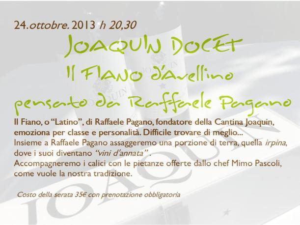 Joaquin Docet